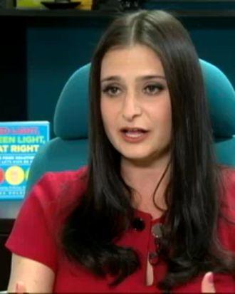 Dr. Joanna Dolgoff.