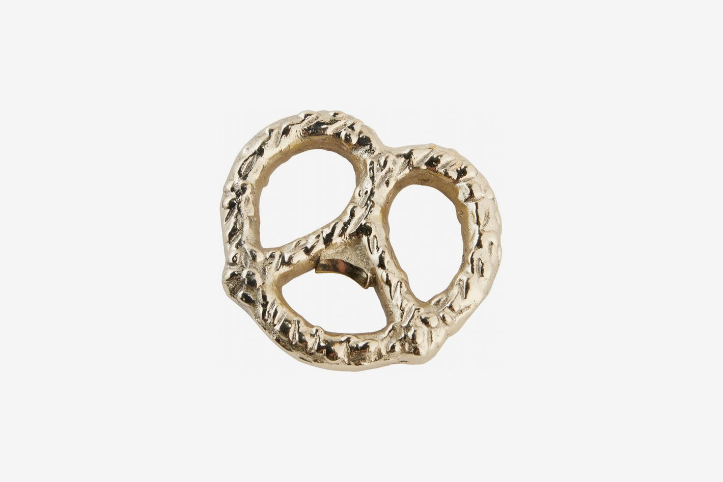 Anthropologie Pretzel Bottle Opener