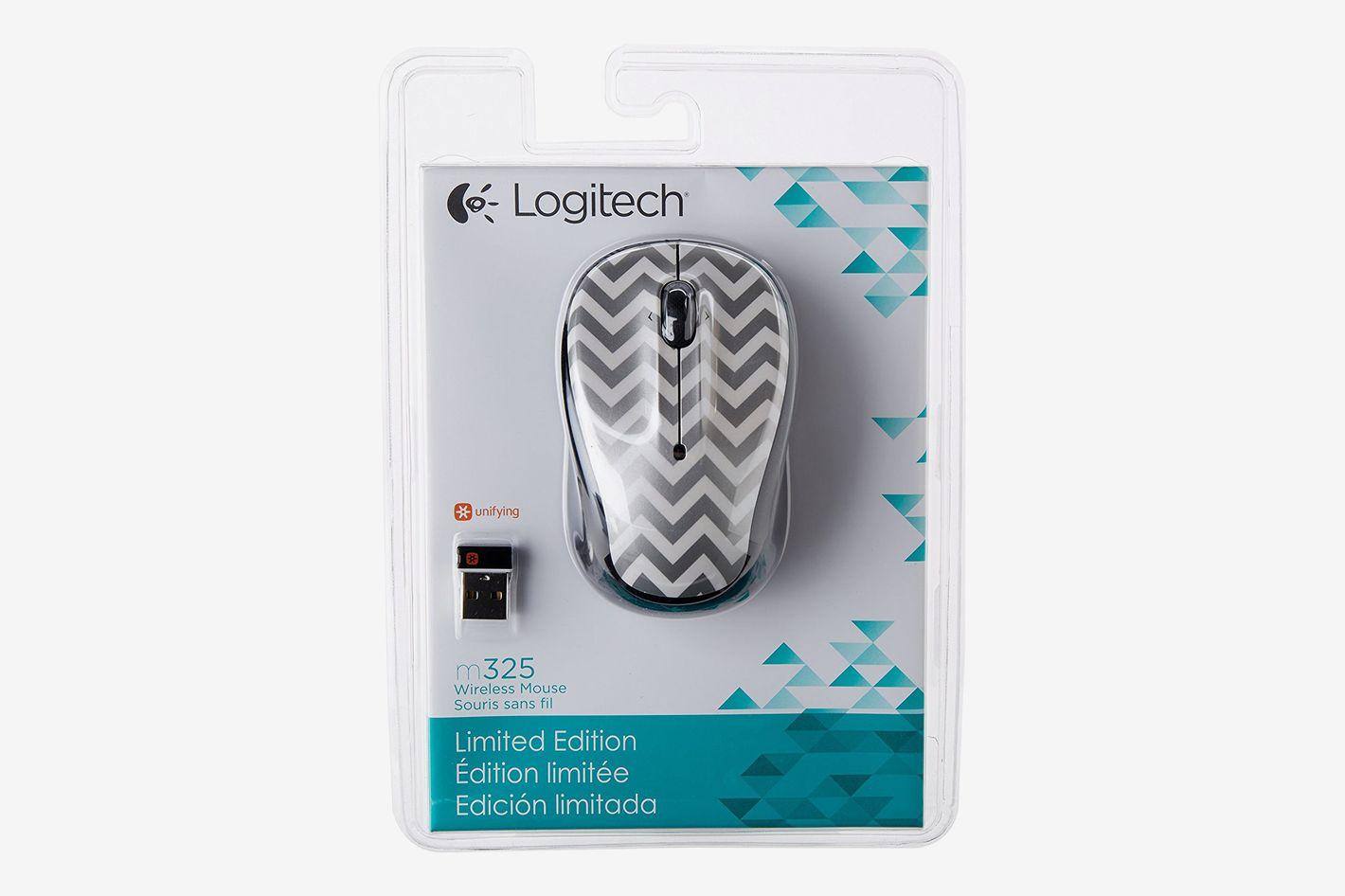 Logitech M325 Wireless Mouse Zany