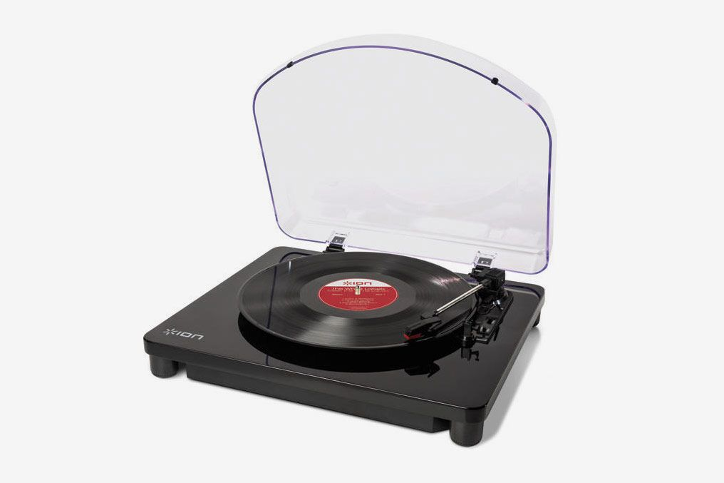 Ion Audio Air LP 3-Speed Belt-Drive Bluetooth Turntable