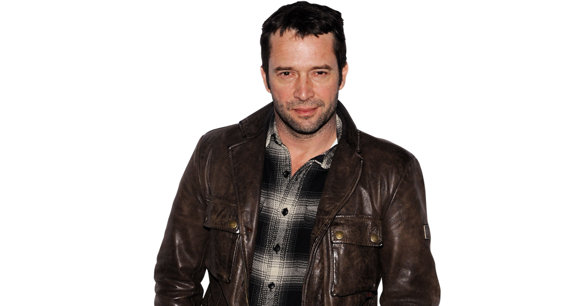 The Following S James Purefoy On Kissing Kevin Bacon And Violence On Tv