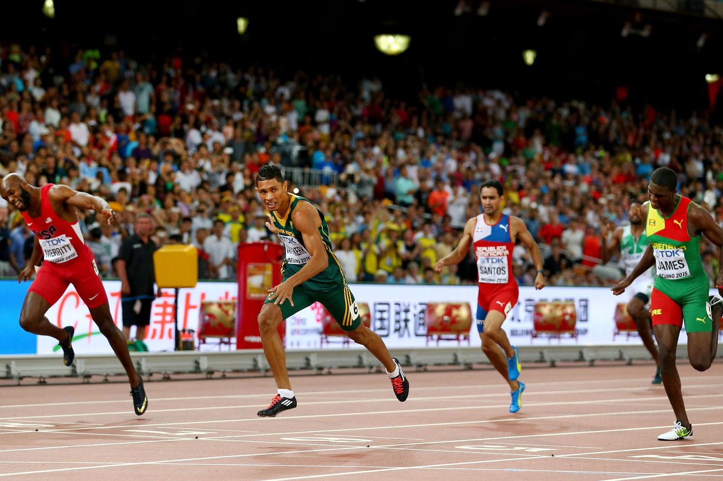 Men's 400 Meters Is Shaping Up As the Most Exciting Race