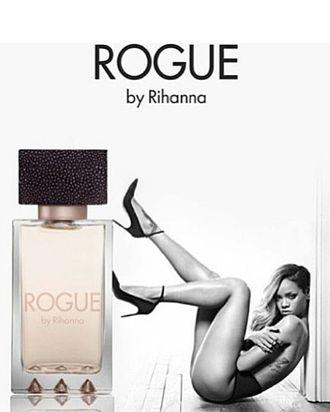 Rihanna's new ad.