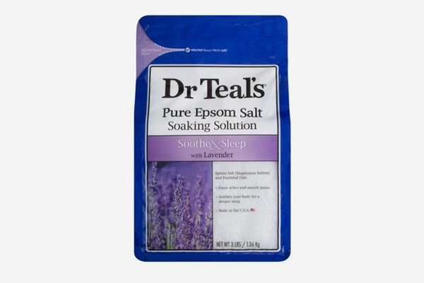 Dr. Teal's Soothe & Sleep Epsom Salt Soaking Solution With Lavender, 3 lb.