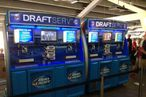 Stadium's Self-Serve Beer Machines Pour Bud Light on Demand