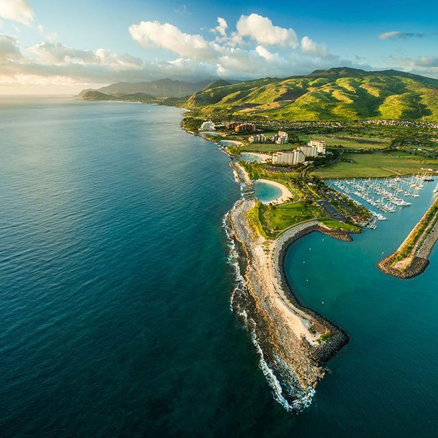Take A Luxe Beach Vacation In West Oahu Hawaii