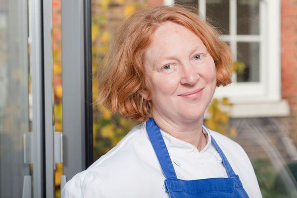 Why This Leading London Chef Feels Energized by New York Kitchens