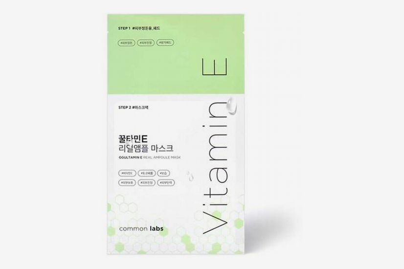 Common Labs Ggultamin Real Jel Mask