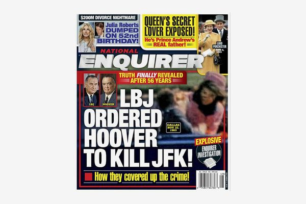 National Enquirer Magazine, 52 Issues