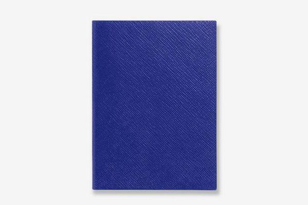 Smythson Pastegrain Lambskin Soho Notebook