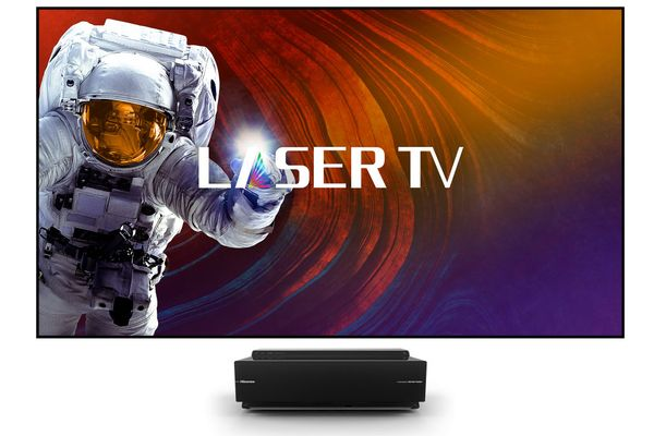 Hisense 100-Inch 4K Laser TV