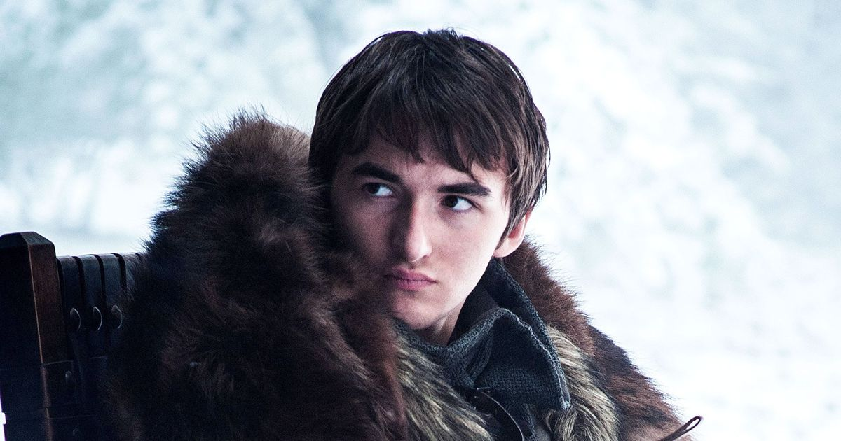 Isaac Hempstead Wright Says the King Bran Idea Came Straight From George R.R. Martin