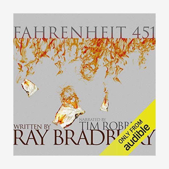'Fahrenheit 451,' by Ray Bradbury