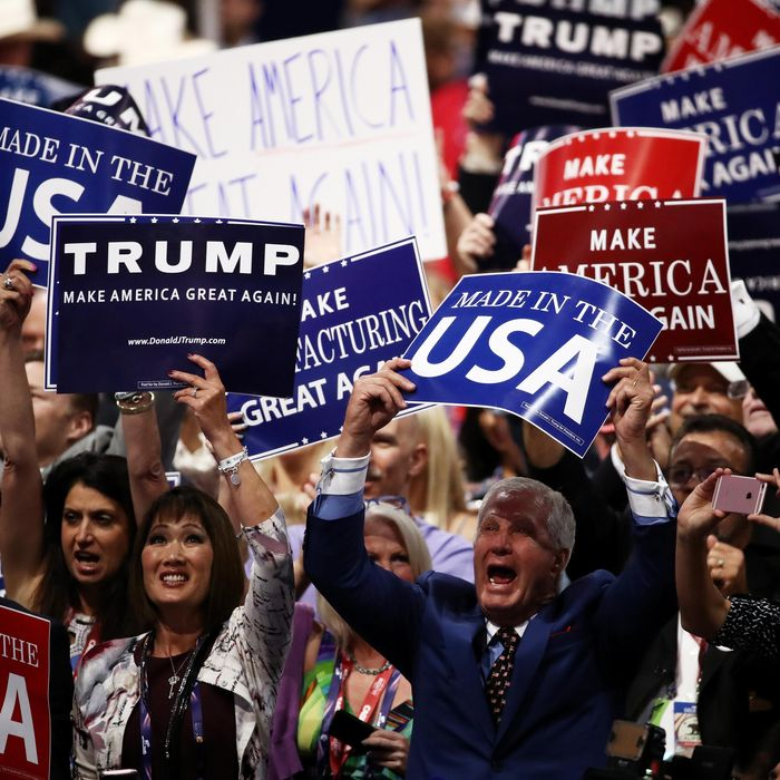Republican National Convention: Day Two
