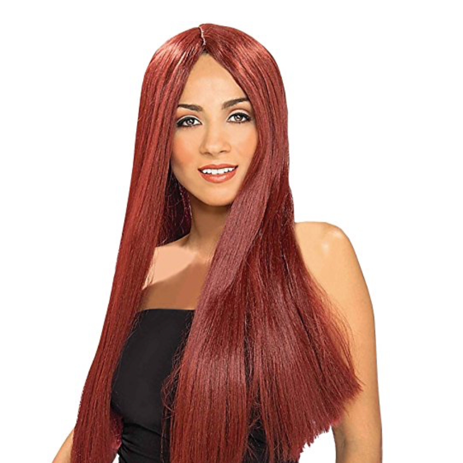 Forum Novelties Women's Extra Long Straight Wig