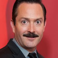 Thomas Lennon arrives at the NBCUniversal's