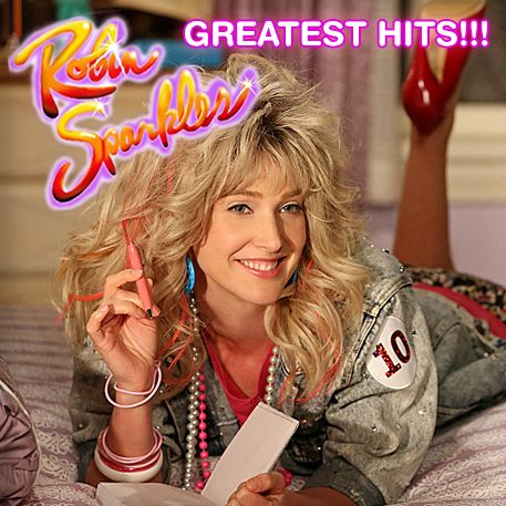 Vulture Uncovers the Lost Robin Sparkles CD, Eh! -- Vulture