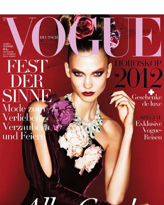 Courtesy of 'Vogue' Germany.