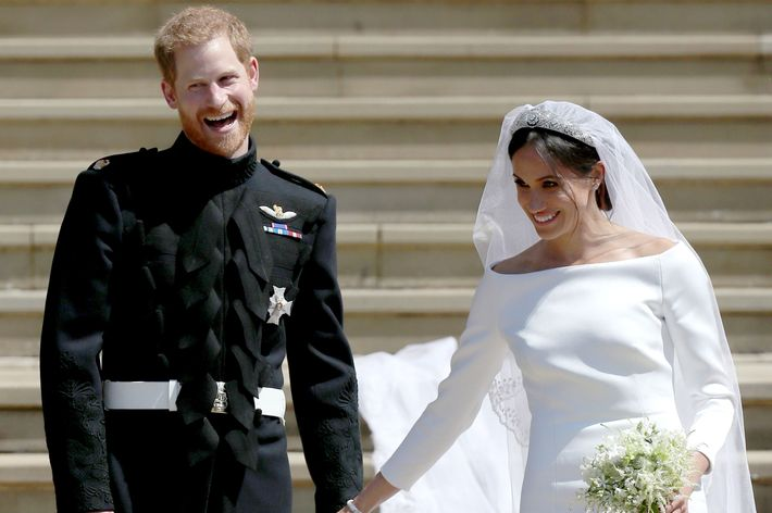 All the best gossip from the royal wedding prince harry and meghan markle at the royal wedding junglespirit Image collections