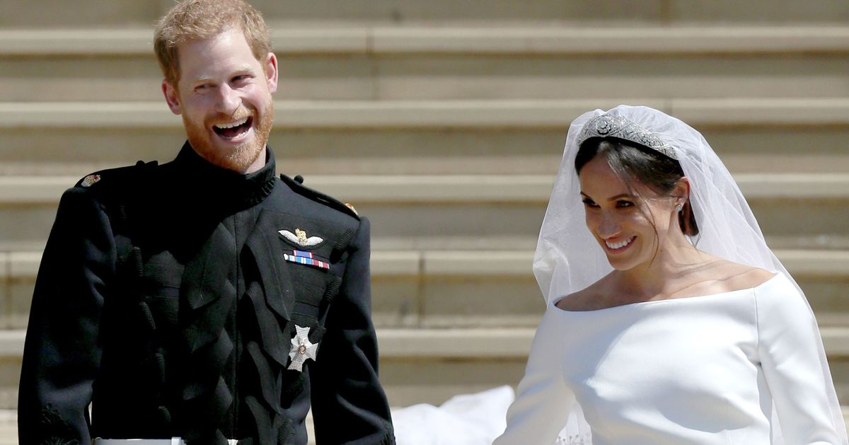 All The Best Gossip From The Royal Wedding