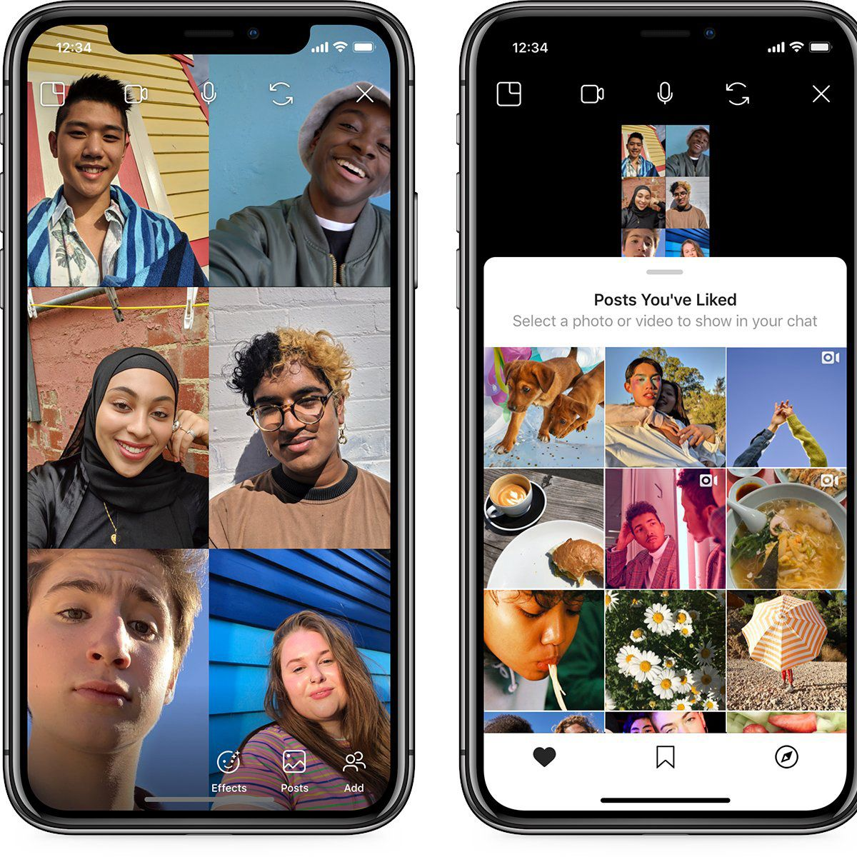 How to Use Instagram Group Video Chat Feature