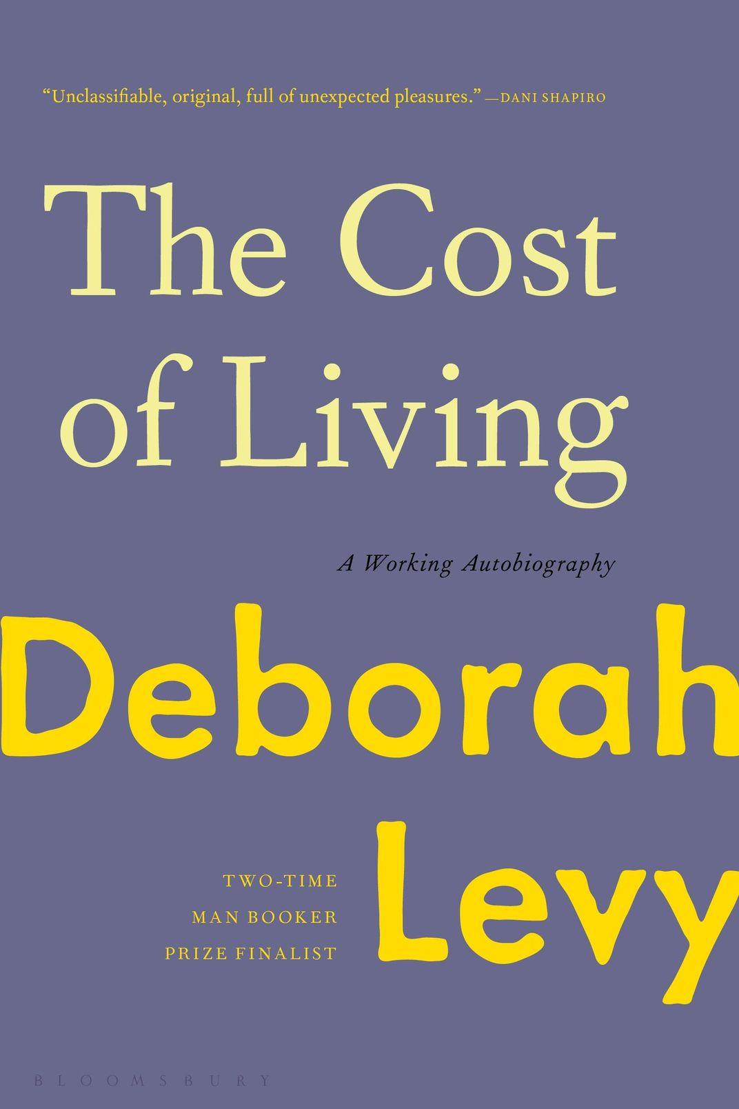 <em>The Cost of Living</em>, by Deborah Levy