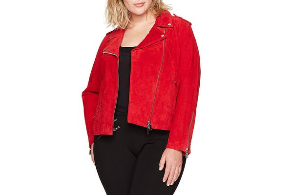 Rebel Wilson X Angels Suede Jacket