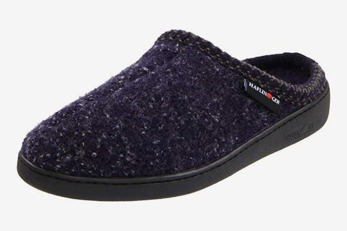 Haflinger Unisex AT Boiled Wool Hard Sole Slipper