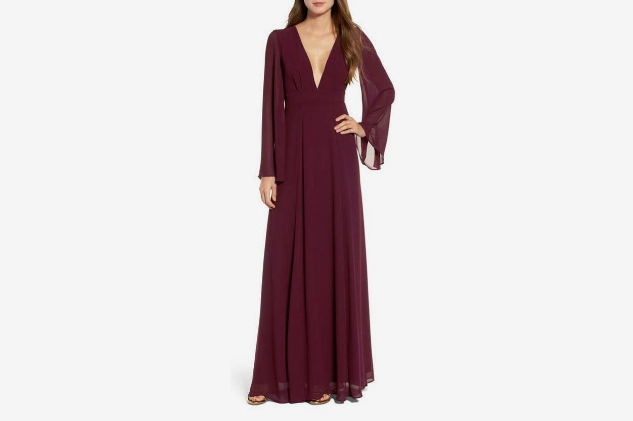 Show Me Your Mumu Backless Maxi Dress