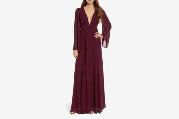 Show Me Your Mumu Backless Maxi Dress