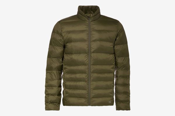 CARE OF by PUMA Men's Puffer Jacket