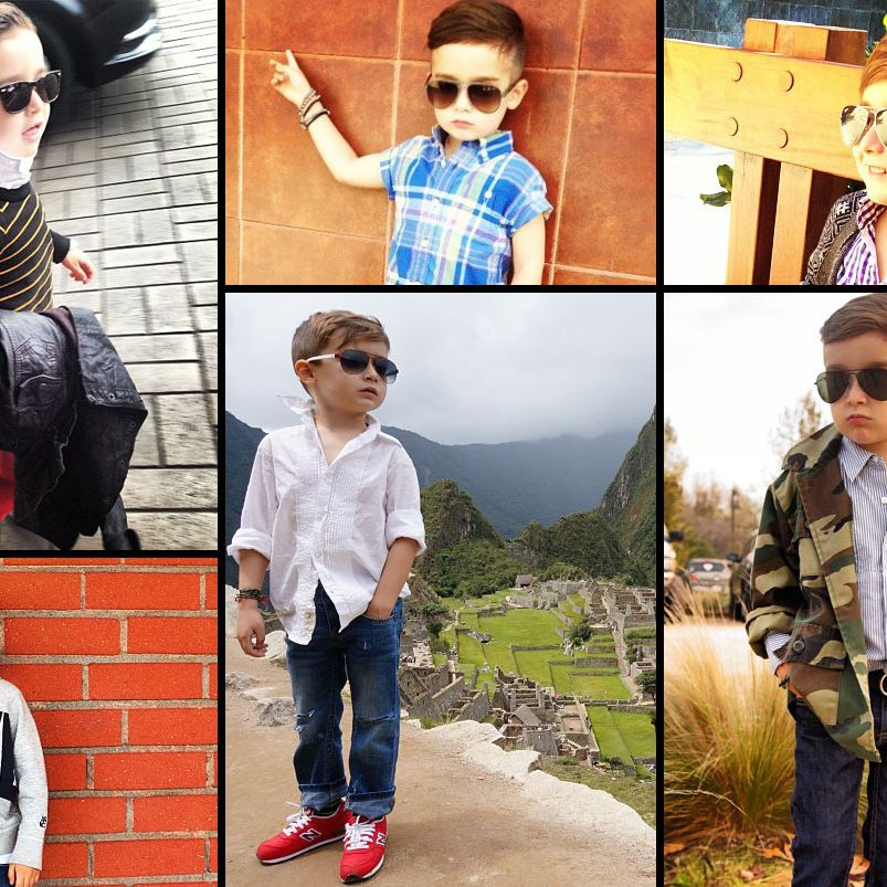 1538d59650865 The 5-Year-Old Boy Who's Become an Instagram Style Icon