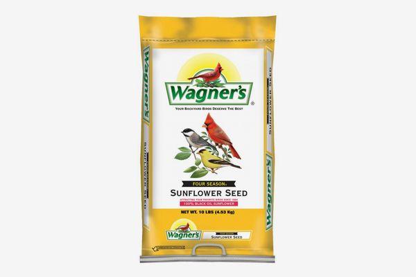Wagner's 76025 Black Oil Sunflower Seed, 10-Pound Bag