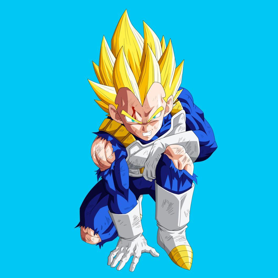 Vegeta (Super Saiyan)