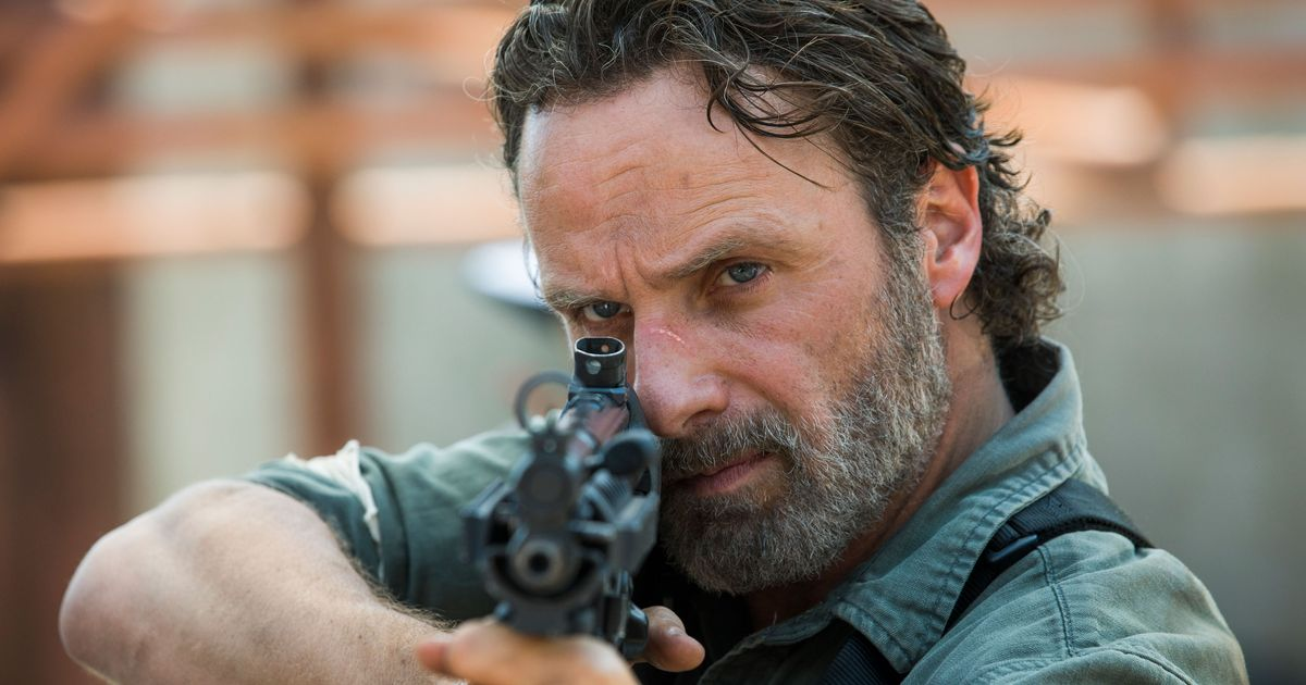 Why AMC Shouldn't Panic About The Walking Dead Ratings