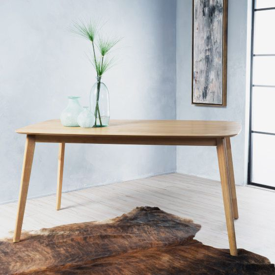 noble house oak table