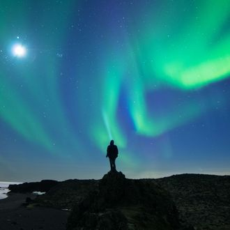 Northern Lights, Snaefellsnes, Iceland