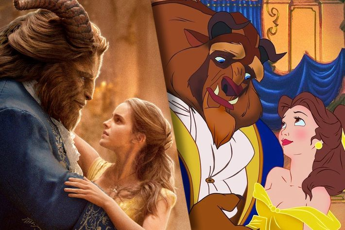 Beauty And The Beast All Changes From Original