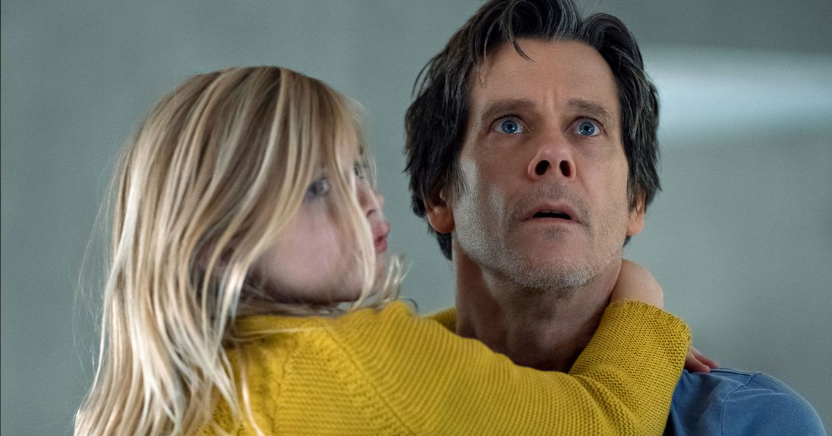 Movie Review: You Should Have Left, Starring Kevin Bacon