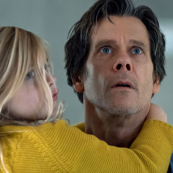 Movie Review You Should Have Left Starring Kevin Bacon