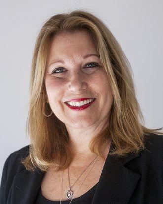 American Apparel CEO Paula Schneider.