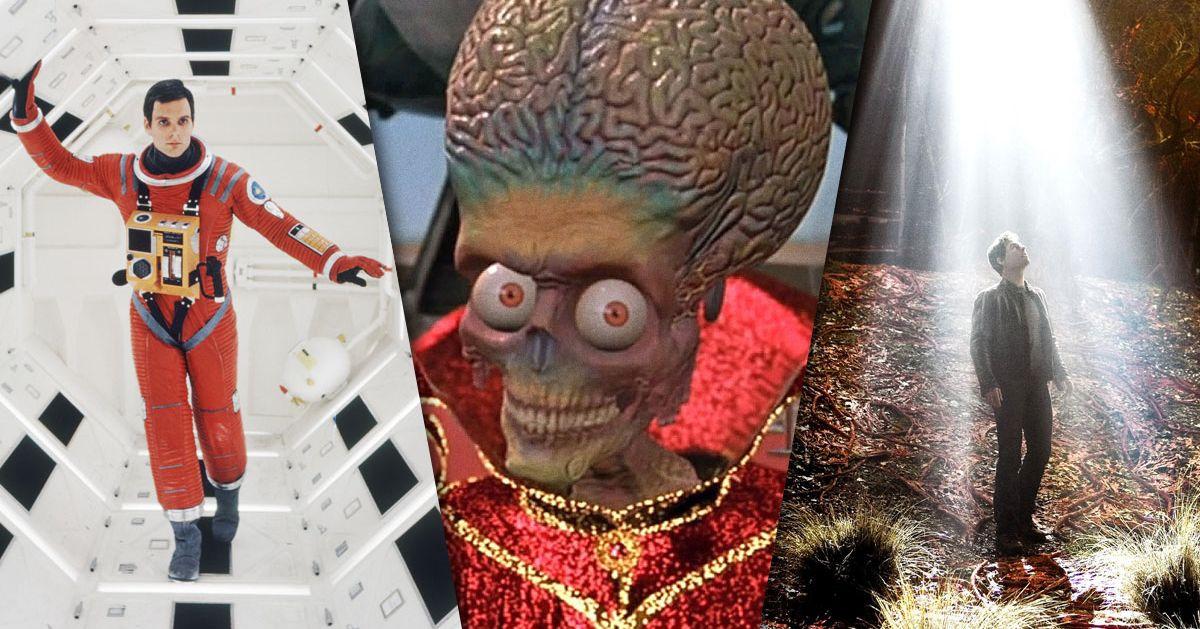 Alien Invasion  Movie