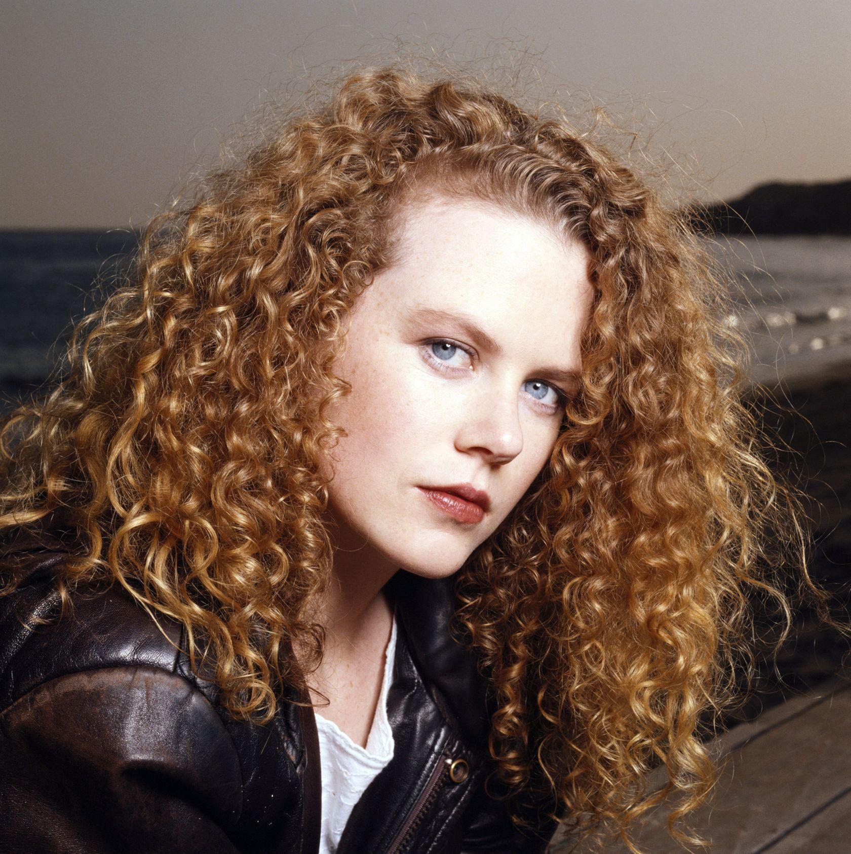 Nicole Kidman 50 Curly Hair Icons The Cut