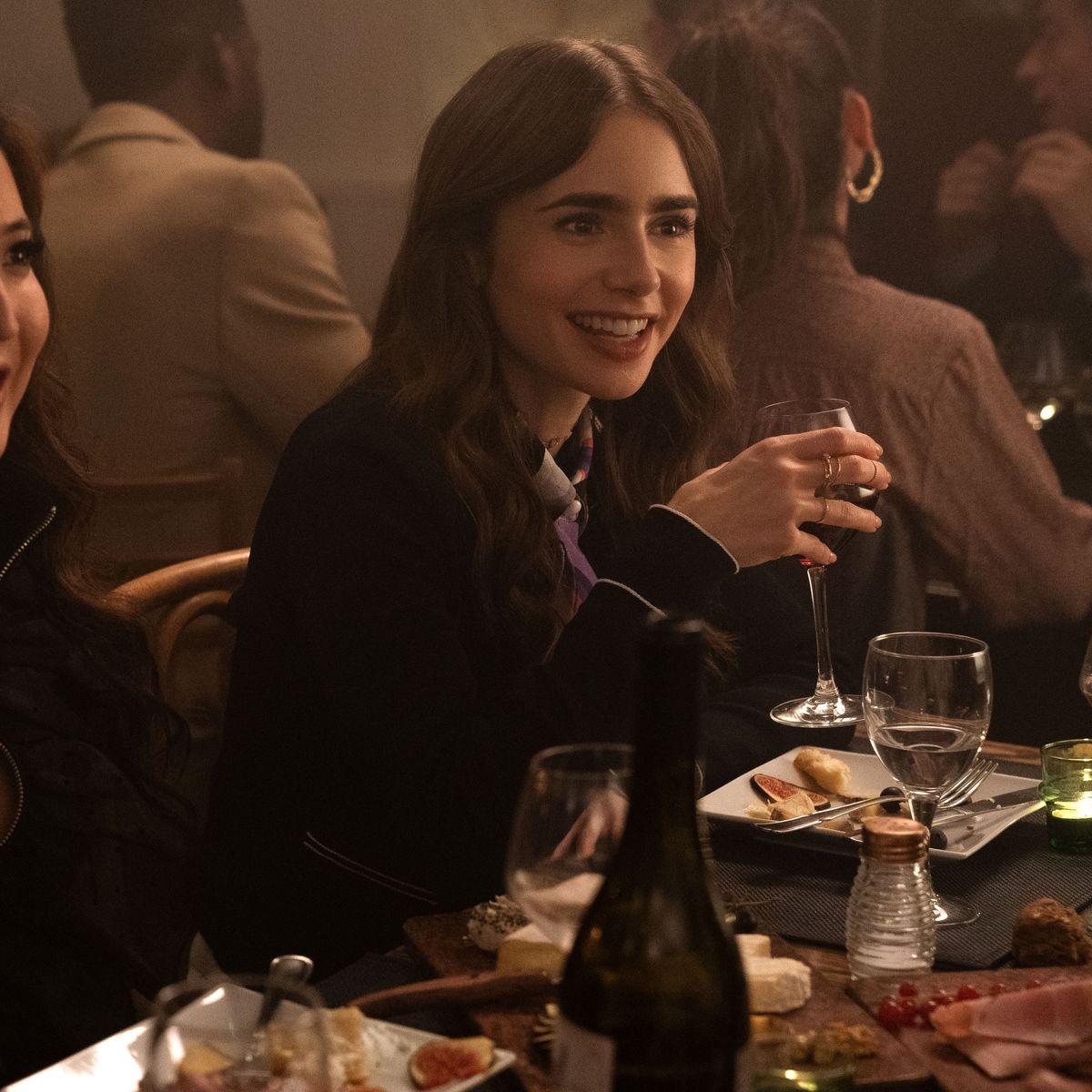 Emily In Paris Recap Season 1 Episode 7 French Ending