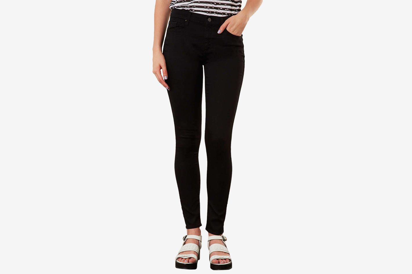Topshop Petite Leigh Jeans