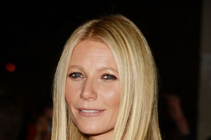 "TORONTO, ON - SEPTEMBER 08:  Actress Gwyneth Paltrow attends the ""Thanks For Sharing"" premiere during the 2012 Toronto International Film Festival at Ryerson Theatre on September 8, 2012 in Toronto, Canada.  (Photo by Jason Merritt/Getty Images)"