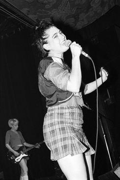 Kathleen Hanna in 1994.