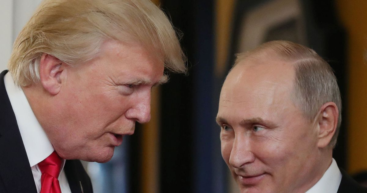 Trump: Why Didn't Obama Stop the Russia Hacking I Abetted?