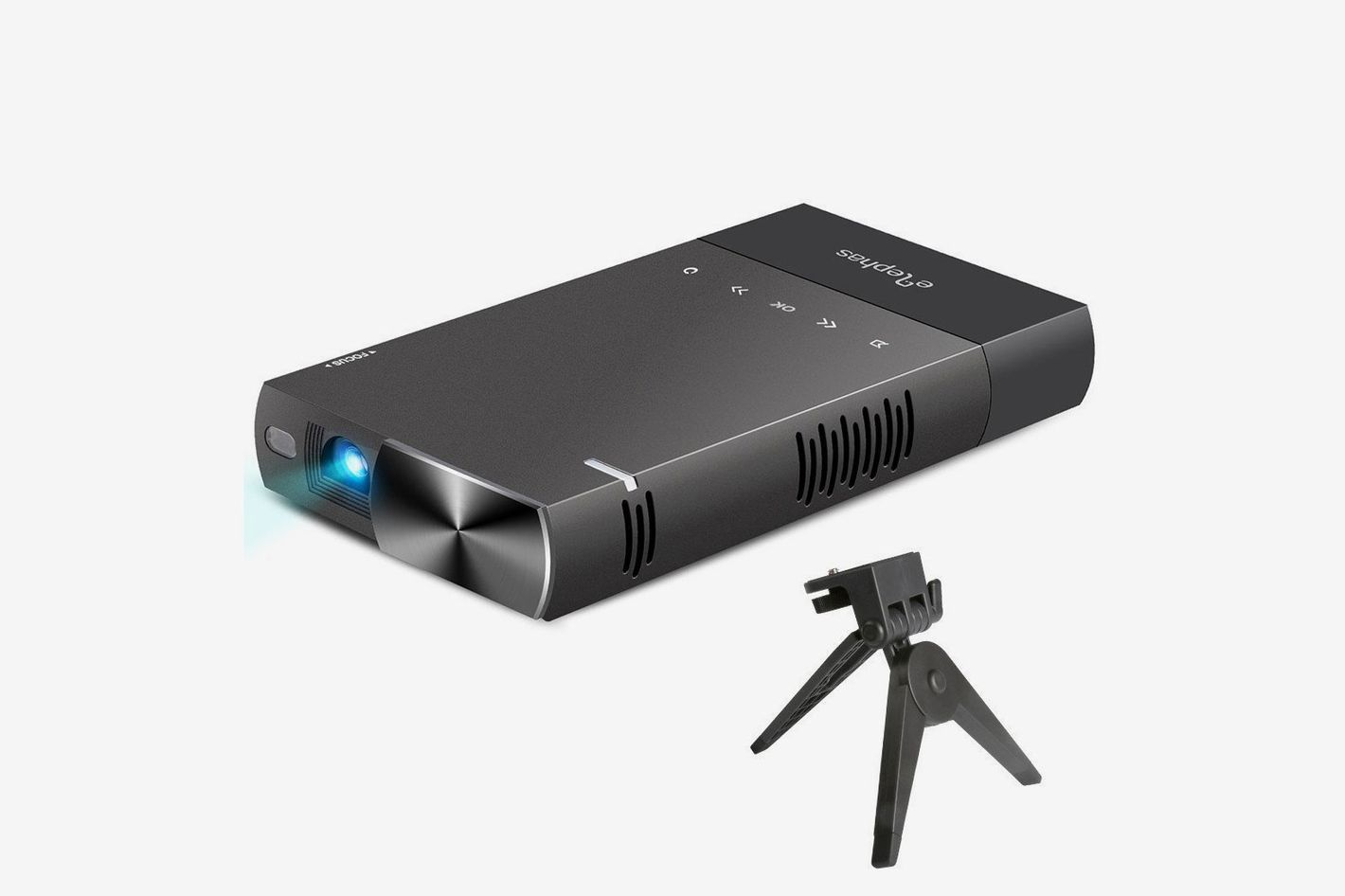 Elephas High Brightness Pico Video iPhone DLP Mini Projector