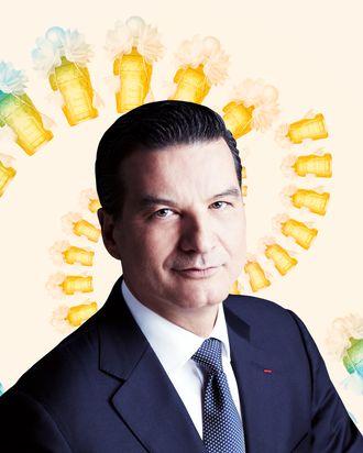 Thierry Masser of Guerlain